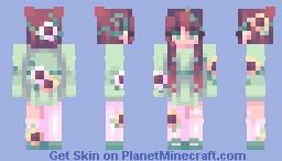 ℒℰΔ ☪ Suntea (RC) Minecraft Skin