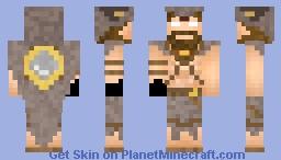 Tyr: The One-Armed God    NORSE MYTHOLOGHY Minecraft Skin