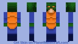 Walrus Man [KENNER] Minecraft Skin