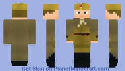 WW2 Soviet Infantry