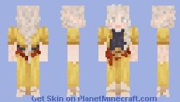 Nemir Valnelis Minecraft Skin