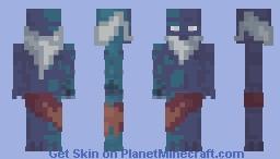 "Ymir ""God Of Ice"" || ...loNeℒႸMotheℜ... || Minecraft Skin"