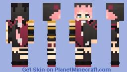 Chii Aruel Minecraft Skin