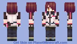 Exusiai - ArkNight Minecraft Skin