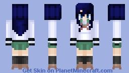 Teruhashi Kokomi - Saiki K Minecraft Skin