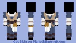 HZ~Trader Minecraft Skin