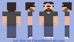 Barış Özcan Minecraft Skin