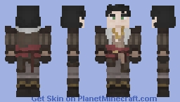 Adventure Sirrah Minecraft Skin