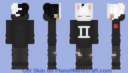 Bunny boi Minecraft Skin