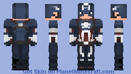 Captain America - Custom Suit