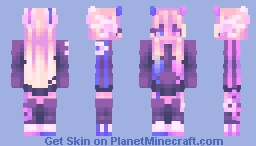 ℒℰΔ ☪ Choice Minecraft Skin