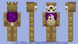 FNaF: Help Wanted - VRabbit / Malhare / Spring Bonnie Minecraft Skin