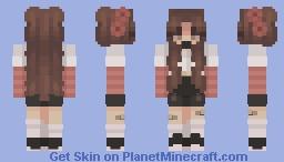 miss you Minecraft Skin