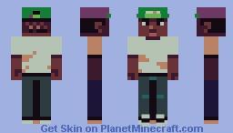 🍏🌱🌸⛅ i'm bored 🌻🐝🌈🌾 Minecraft Skin