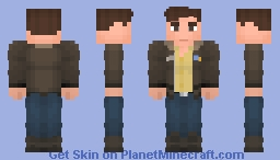 Hal Jordan Minecraft Skin