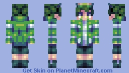 APPLE PILOT Minecraft Skin