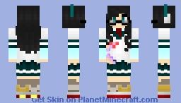 Ooyodo | Kantai Collection (Anime / Game) Minecraft Skin