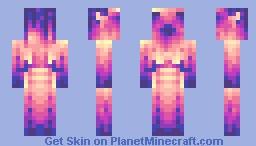 bad dreams Minecraft Skin
