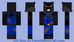 Black/Dark Gray Farmer Werewolf
