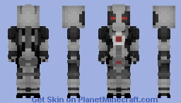 Deadpool - X-Force || Avenger Craft Skin