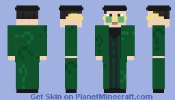 [Gotham] The Riddler Minecraft Skin