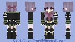 shinoa hiragi♡ - request Minecraft Skin