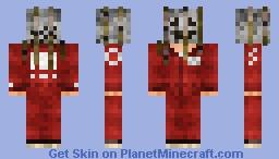 Slipknot SLIPKNOT (SELF-TITLED ALBUM) #8 Corey Taylor Minecraft Skin