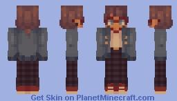 tater tots [ oc; tate ] Minecraft Skin