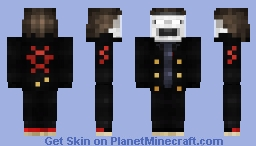 Slipknot WE ARE NOT YOUR KIND #8 Corey Taylor Minecraft Skin