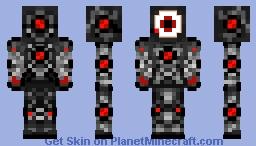 iRobot mark II Minecraft Skin