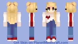 ɢᴏ ɢᴏ - ιмαqιиє Minecraft Skin