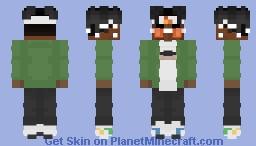 Playboi Carti Minecraft Skin