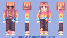 straight outta the pantry Minecraft Skin