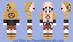 𝓜𝓪𝓻𝓲𝓷 𝓜𝓲𝔃𝓾𝓽𝓪 - 𝓓𝓪𝓷𝓰𝓪𝓷𝓻𝓸𝓷𝓹𝓪 𝓡𝓮𝓫𝓲𝓻𝓽𝓱 Minecraft Skin