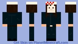Buckethead V1 Minecraft Skin