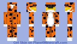Chester Cheeto Minecraft Skin