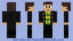 Multiple Man Minecraft Skin