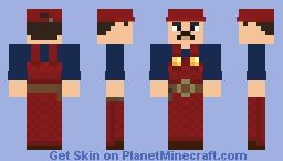 TheDarknessDr | Custom Movie Mario
