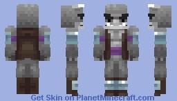 Illager Beast Minecraft Skin