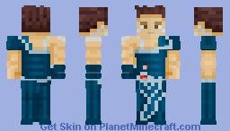 Jace Beleren - ମequest Minecraft Skin