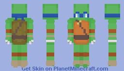 「𝕵」| [Leonardo] Minecraft Skin