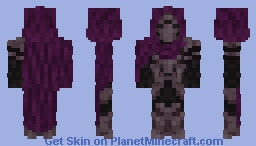 Lord Protector Minecraft Skin