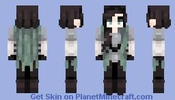 Morgana [𝘔𝘦𝘳𝘭𝘪𝘯 𝘉𝘉𝘊] Minecraft Skin