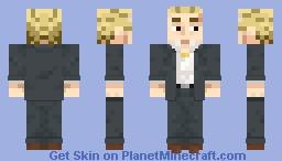 Yoshifumi Nitta - HINAMATSURI Minecraft Skin