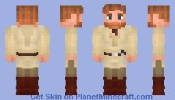 Obi-Wan Kenobi - Episode III Minecraft Skin