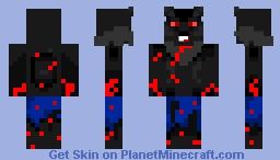 Black/Dark Gray Savage Werewolf [Eyhoffi's Scary Contest]