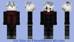 My First Skin (Errol) Minecraft Skin