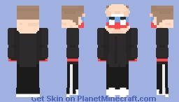 Russia - CountryHumans Minecraft Skin