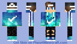 Nike boy Minecraft Skin