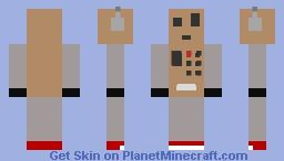 Roblox Robot! Minecraft Skin